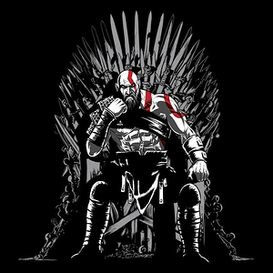 Once Upon a Tee: Game of Gods
