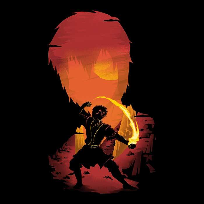 Once Upon a Tee: Prince of Fire