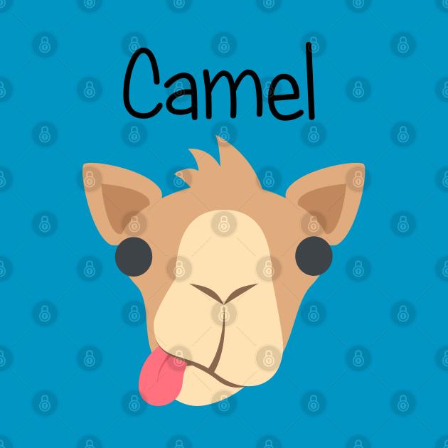 TeePublic: Kooky Camel