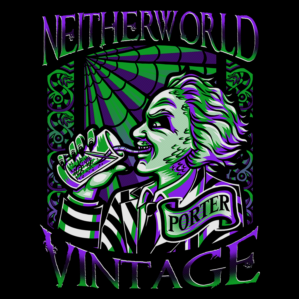 Pop-Up Tee: Neitherworld Vintage