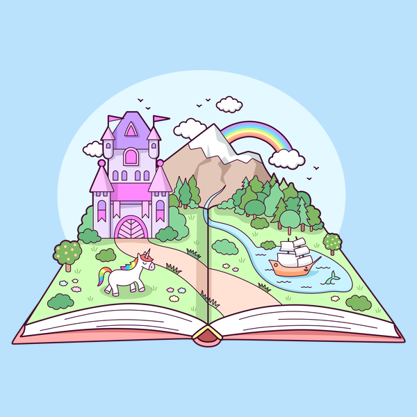 NeatoShop: Book Landscape