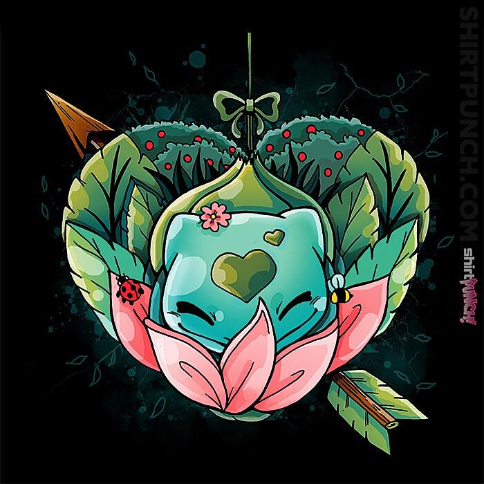 ShirtPunch: Leaf Valentine
