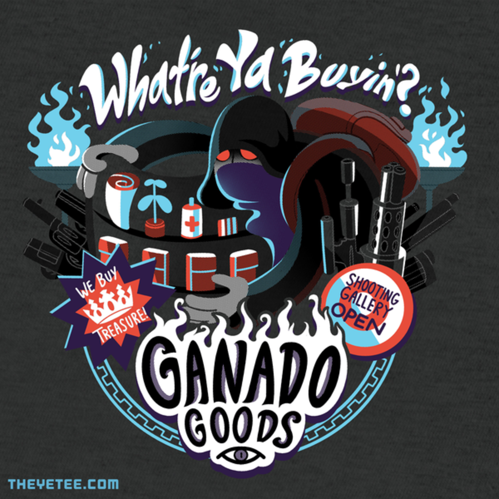 The Yetee: Ganado Goods