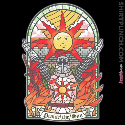 ShirtPunch: Church of the Sun