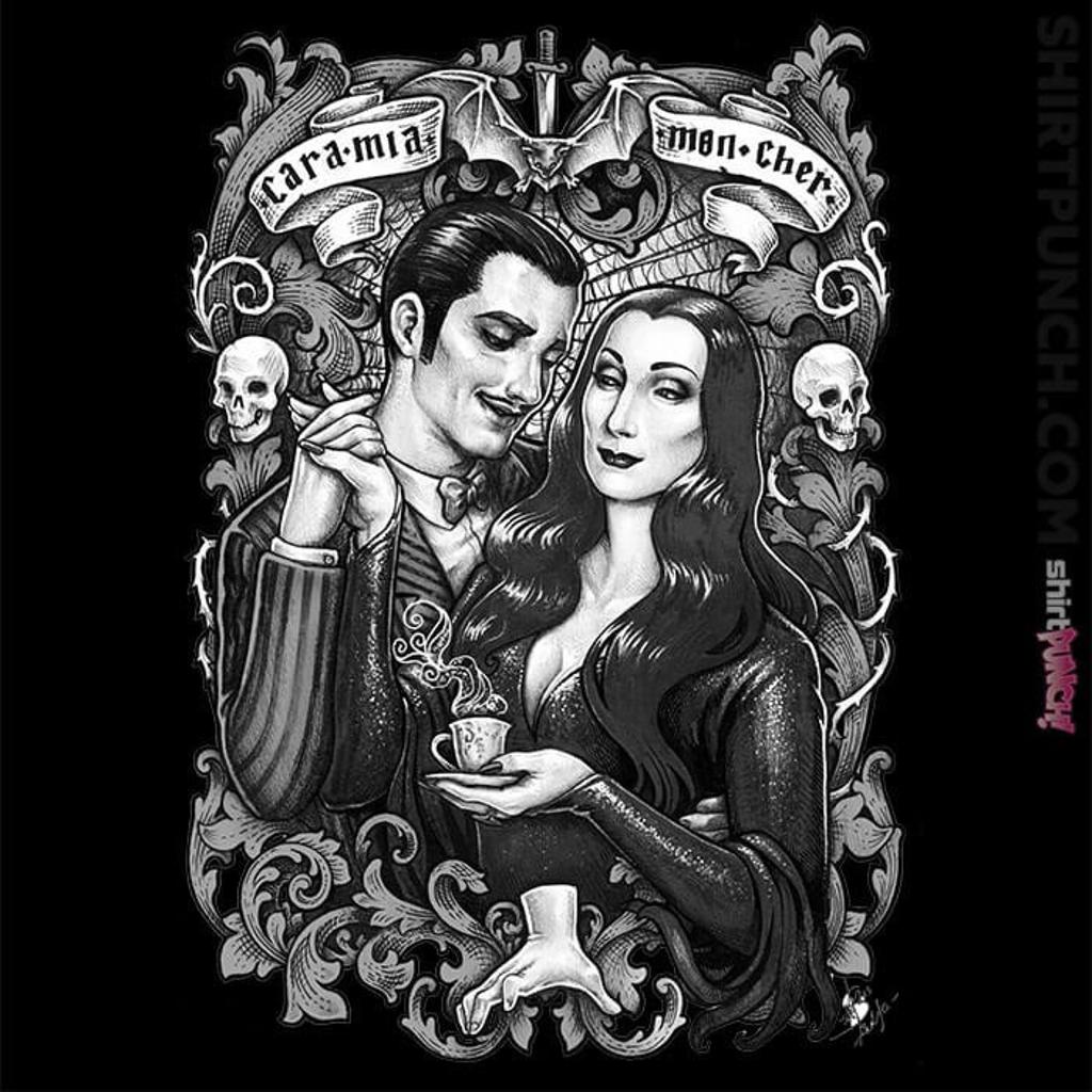 ShirtPunch: Cara Mia - Mon Cher