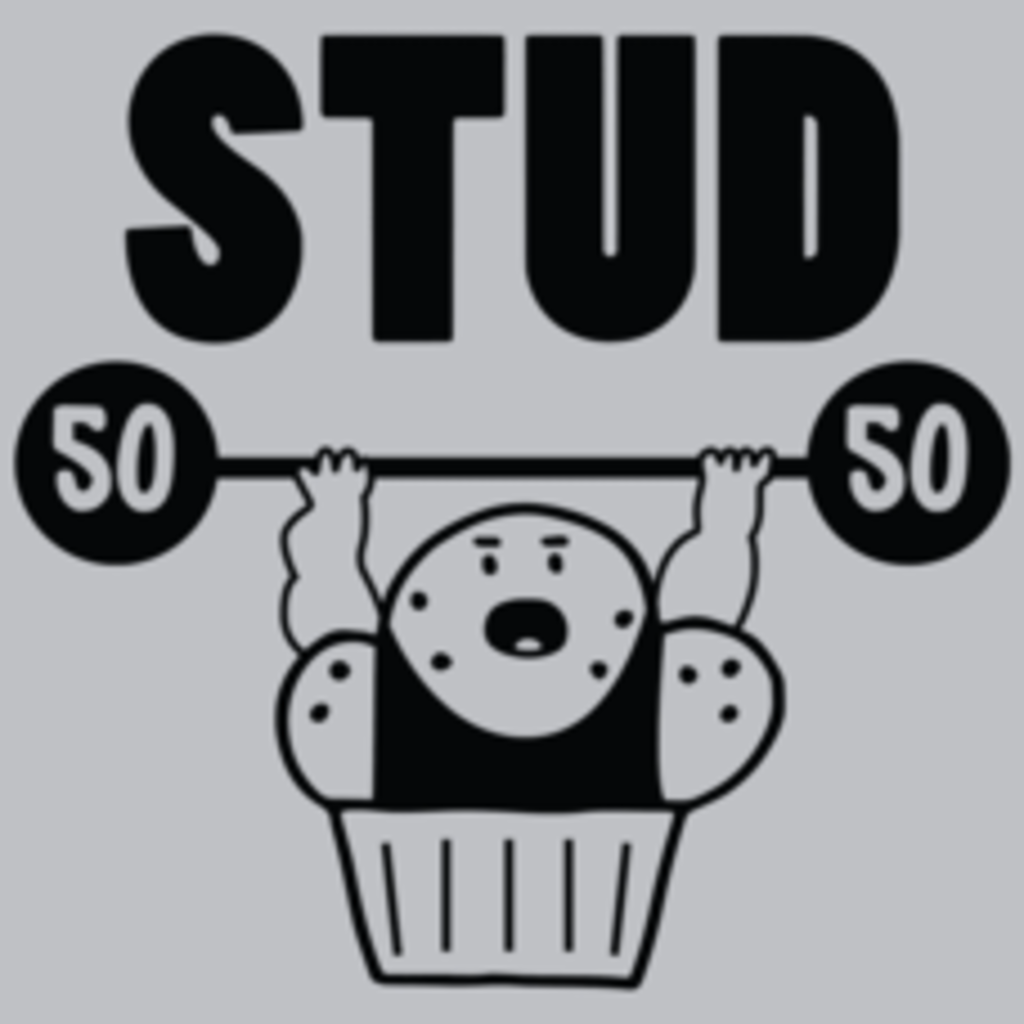 Textual Tees: Stud Muffin