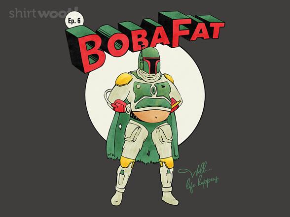 Woot!: Boba Fat