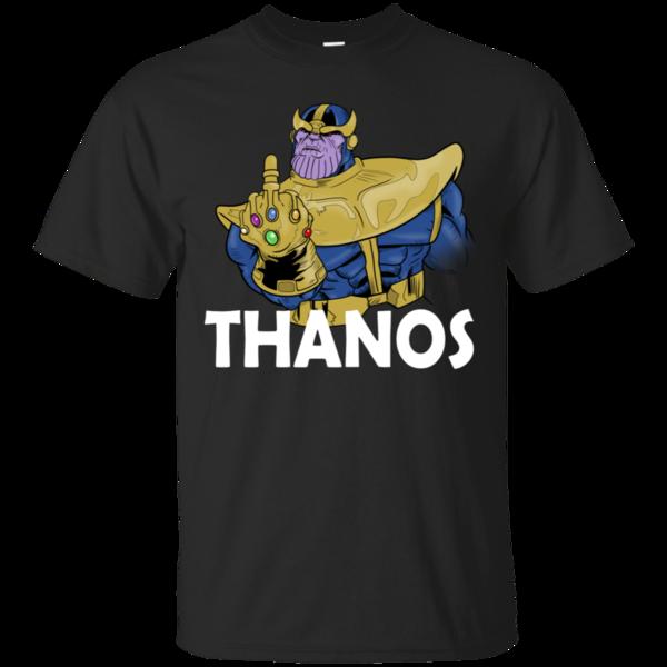 Pop-Up Tee: Thanos Cash