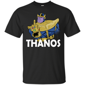 Pop-Up Tee: Thanos Cash