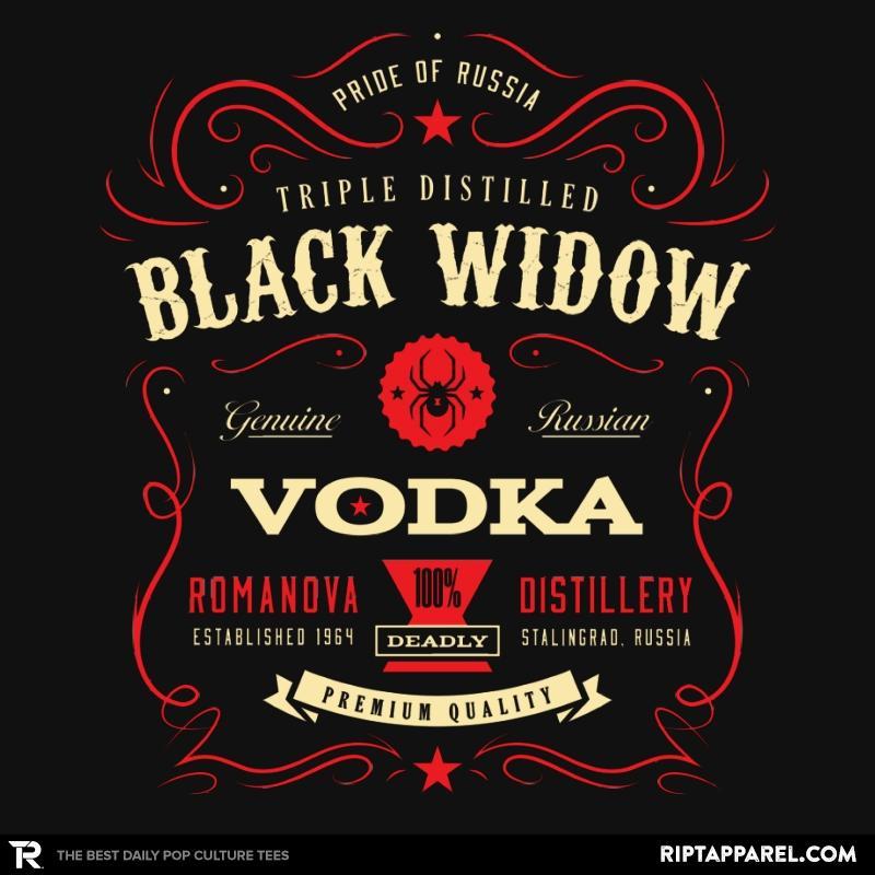 Ript: Black Widow Vodka