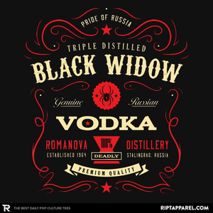 Ript: Black Widow Vodka