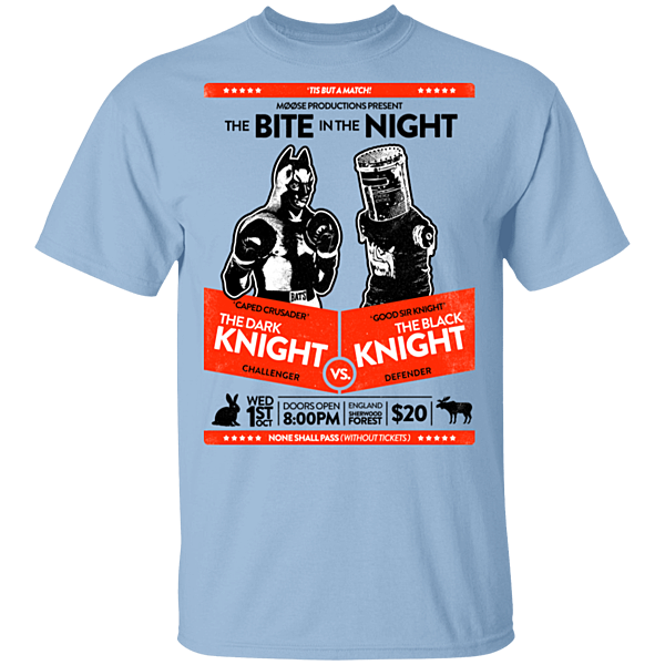 Pop-Up Tee: The Bite In The Night