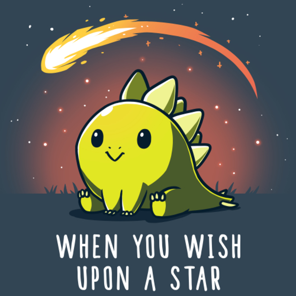 TeeTurtle: When You Wish Upon a Star