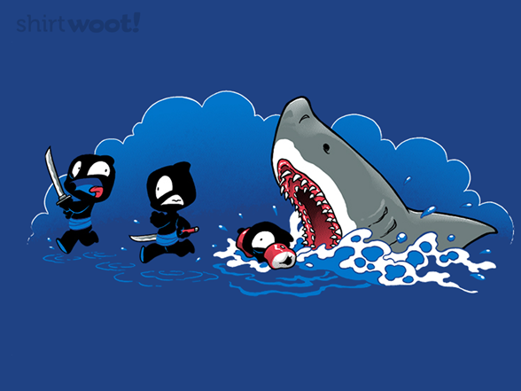 Woot!: Unstealthiest Ninja: Shark