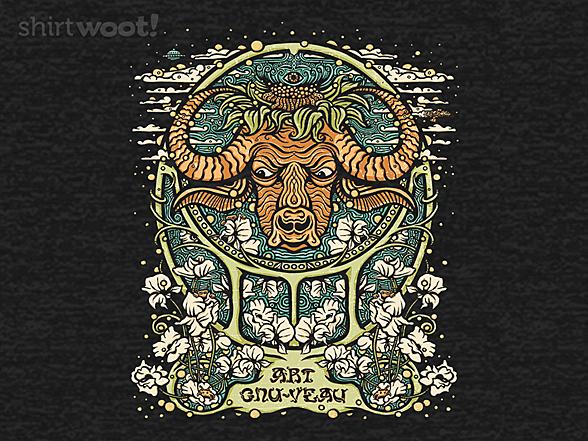 Woot!: Art Gnu-veau