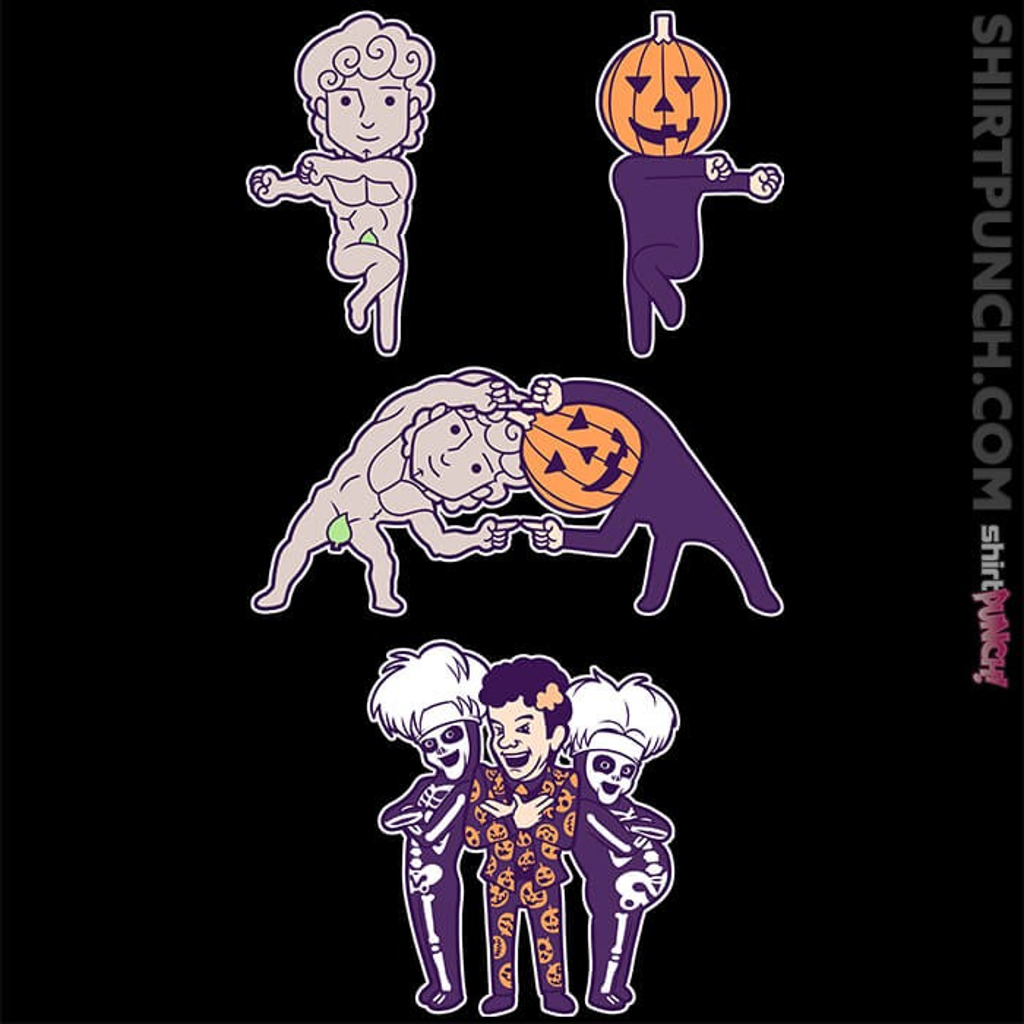 ShirtPunch: Pumpkins Fusion