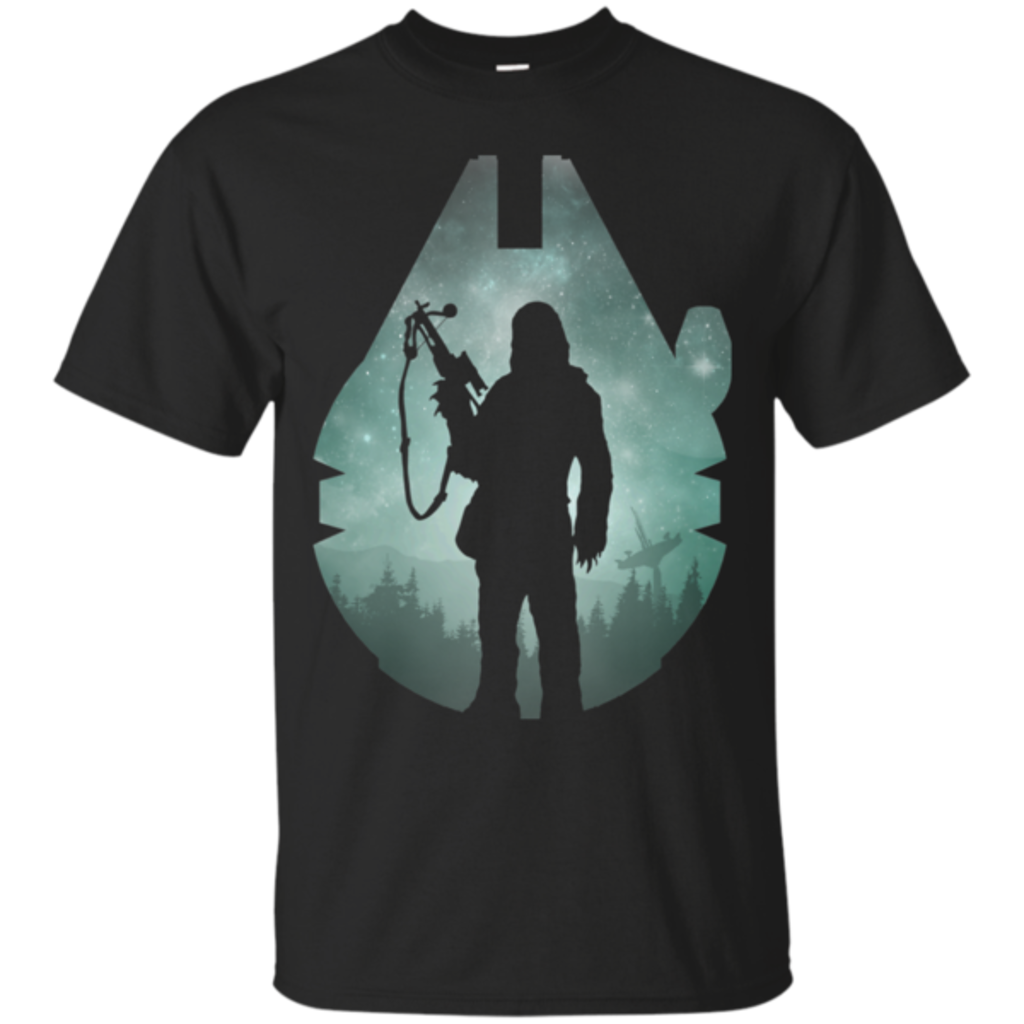 Pop-Up Tee: The Wookiee