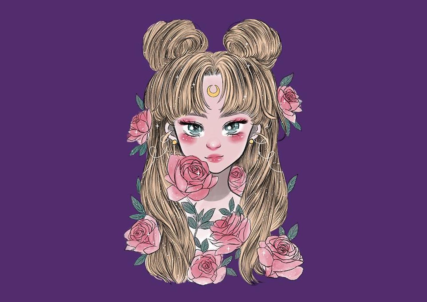 TeeFury: Bunny Rose