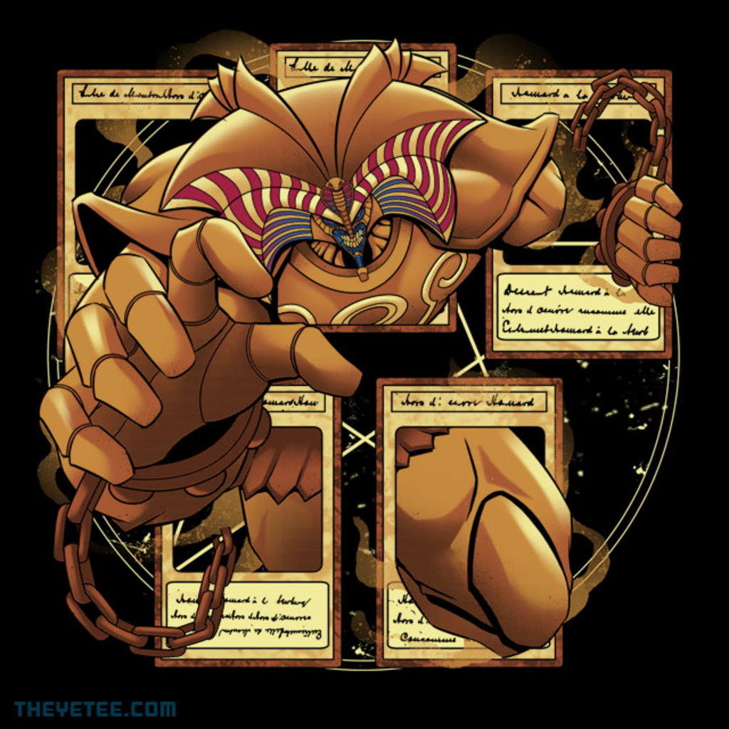 The Yetee: The Forbidden one