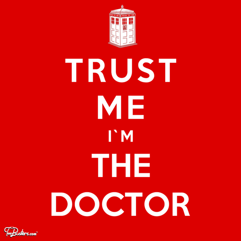 TeeBusters: Trust me I'm the doctor