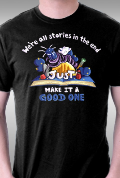 TeeFury: We're All Stories