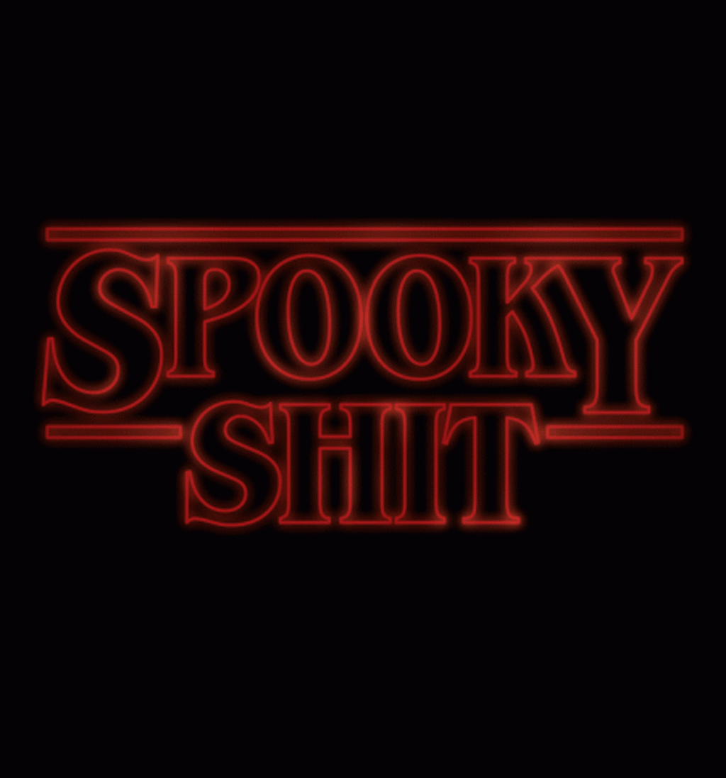 BustedTees: Spooky Shit