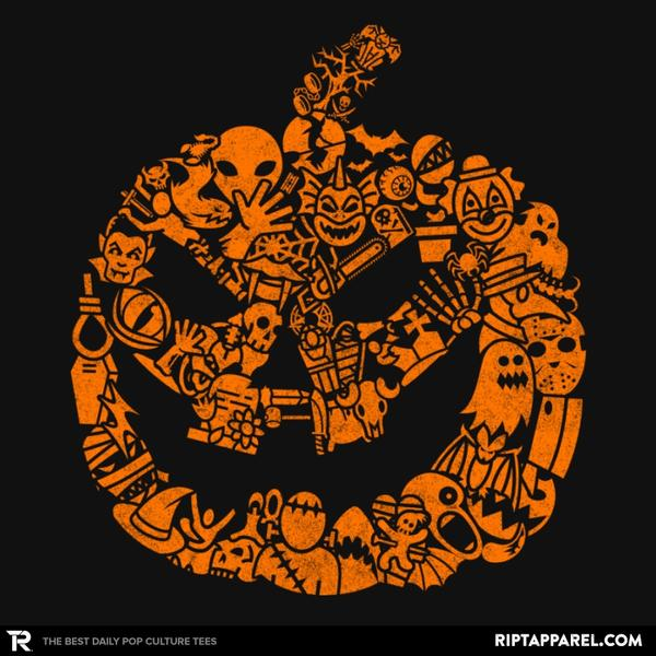 Ript: Halloween Mosaic