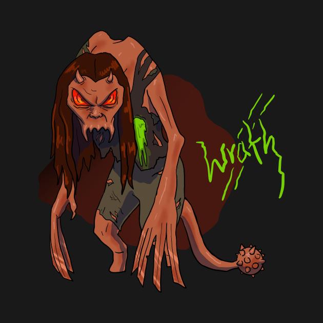 TeePublic: Wrath