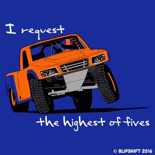 blipshift: Suspension Five