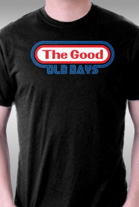TeeFury: The Good Old Days