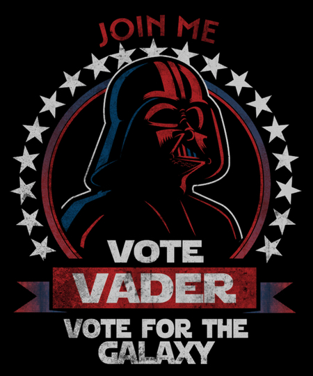Qwertee: Vote for the Galaxy