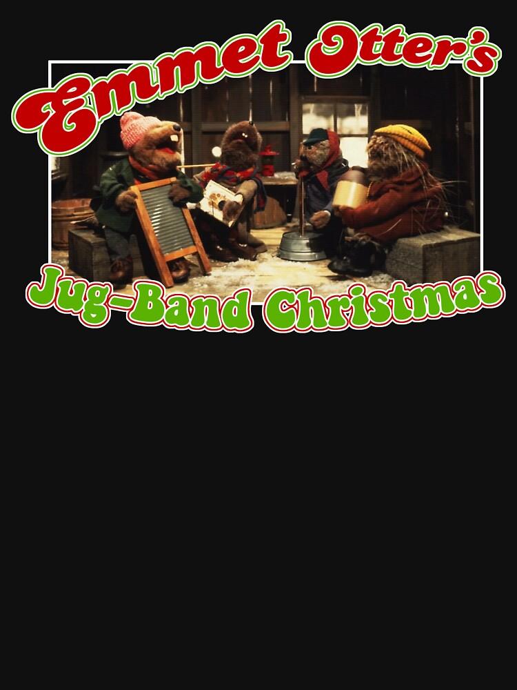 RedBubble: Emmet Otter's Jug-Band Christmas