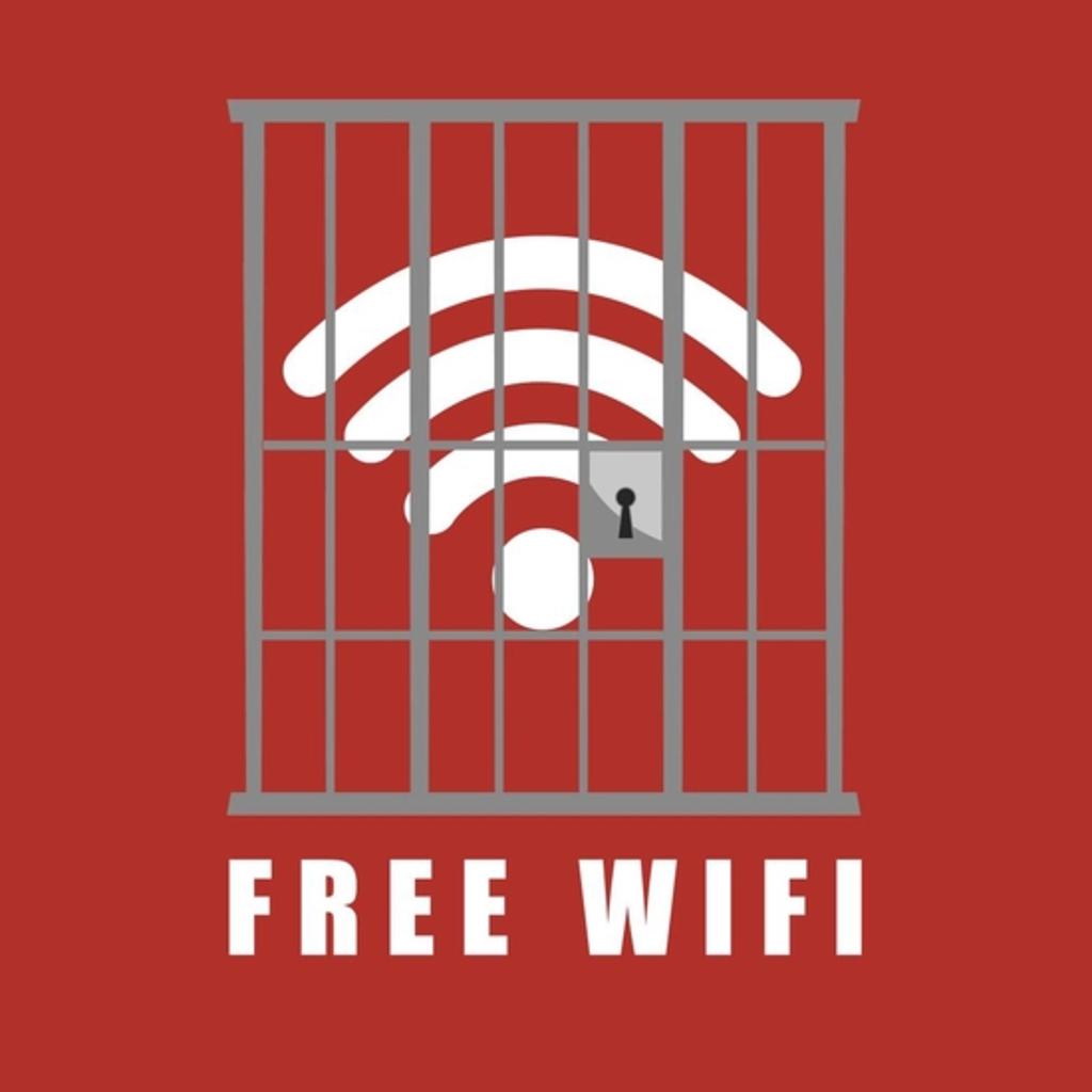 BustedTees: Free Wifi