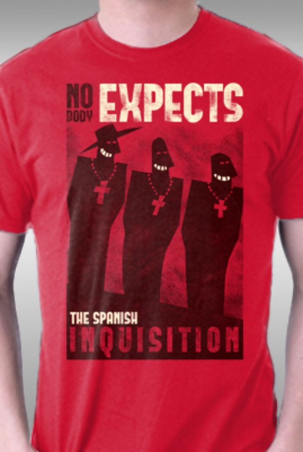 TeeFury: Nobody Expects Them!