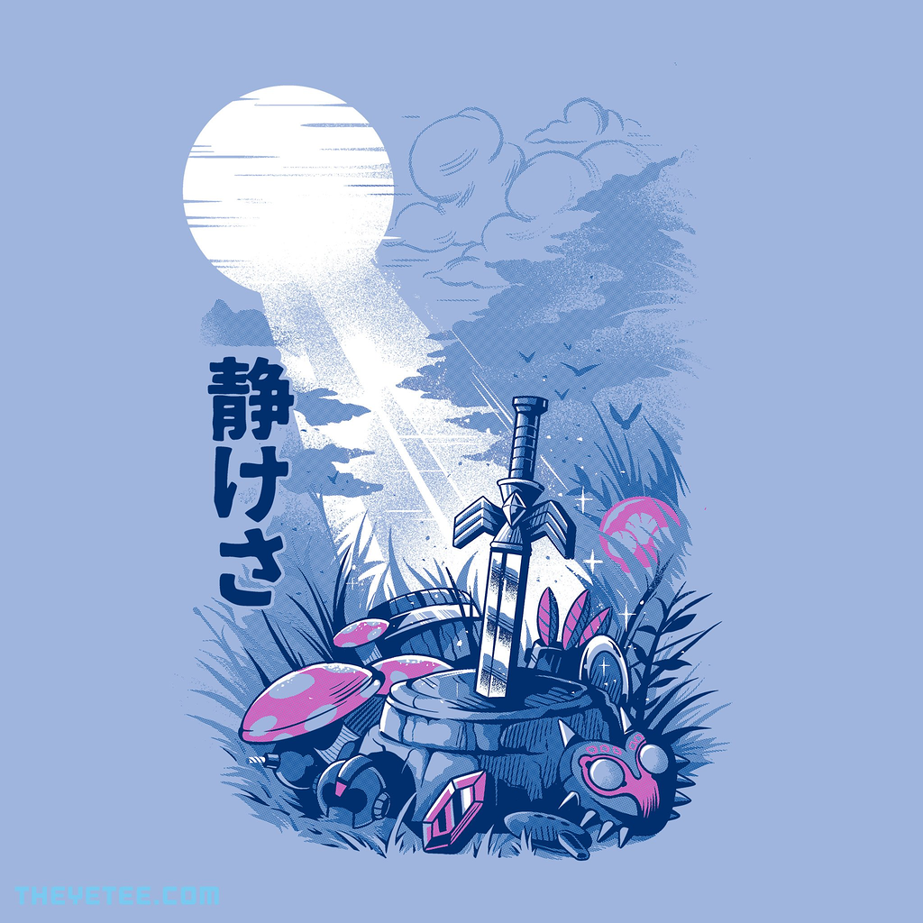 The Yetee: Games on the woods
