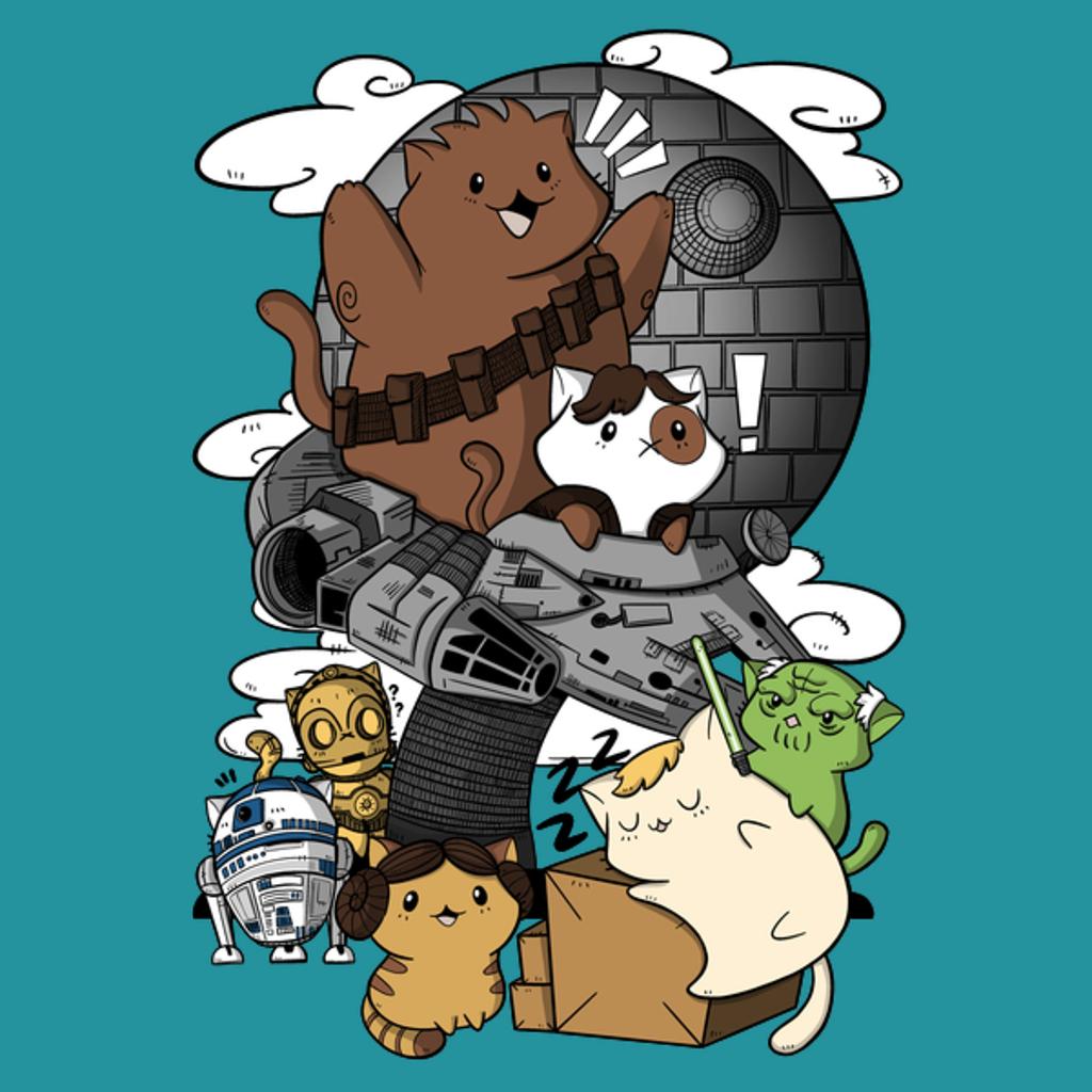 NeatoShop: Star Kittens