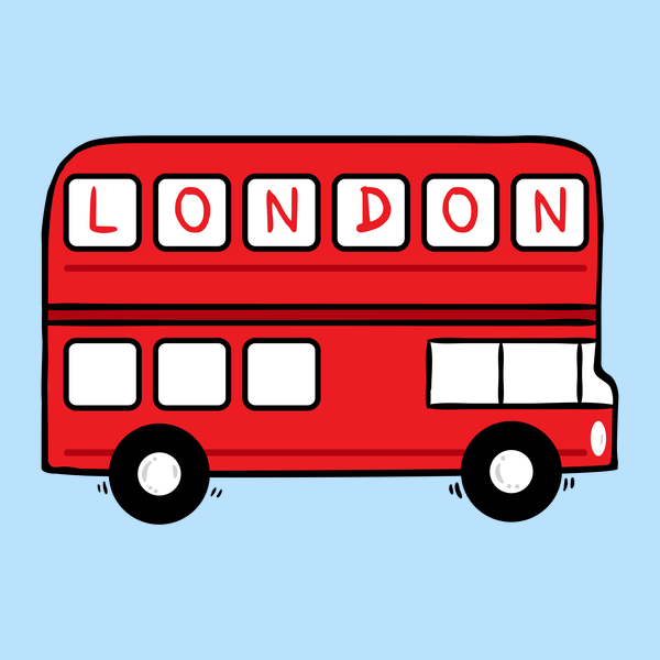 NeatoShop: London Bus