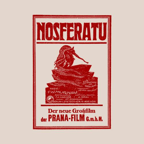 Five Finger Tees: Nosferatu T-Shirt