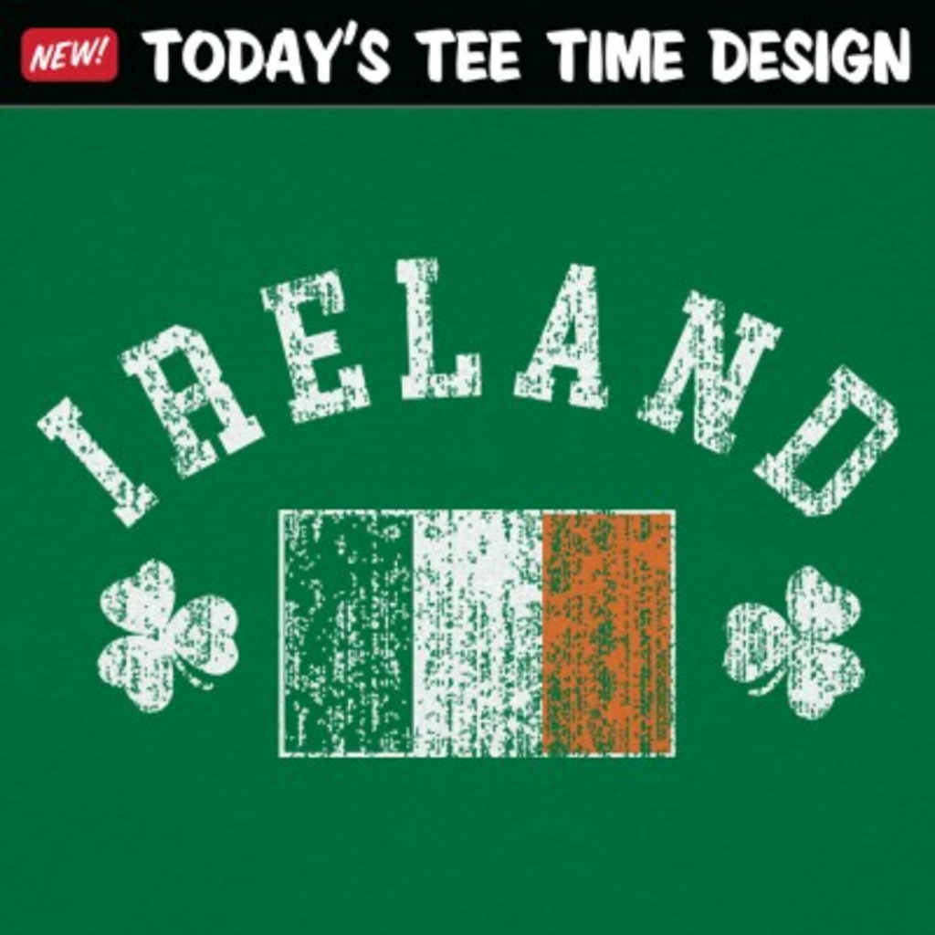 6 Dollar Shirts: Ireland