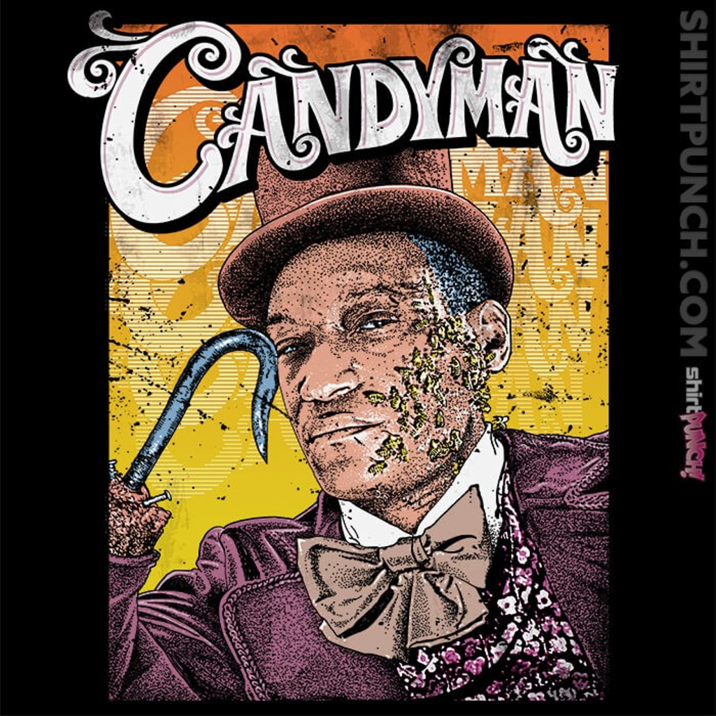 ShirtPunch: Candyman