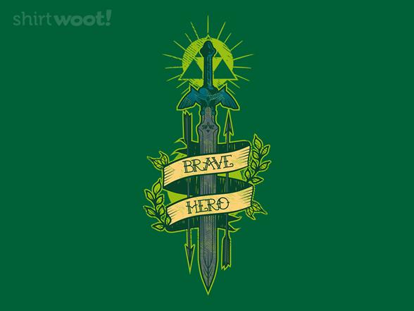 Woot!: Brave Hero