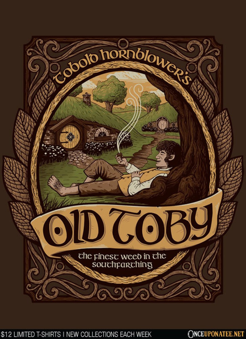 Once Upon a Tee: Old Toby