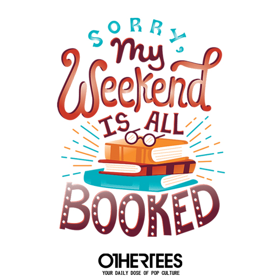 OtherTees: I'm Booked
