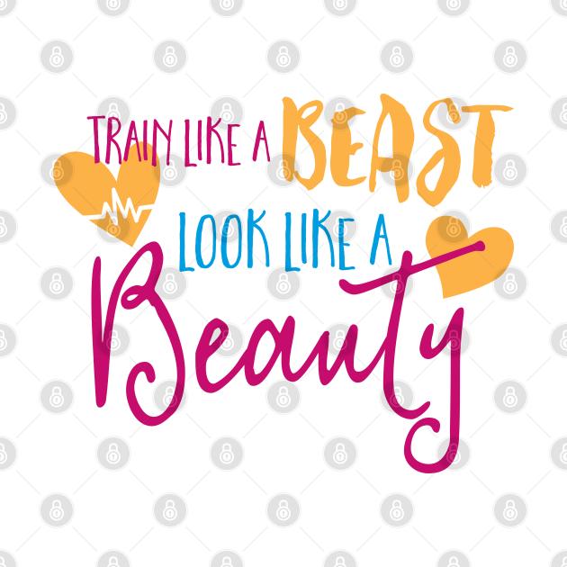 TeePublic: Look like a beauty