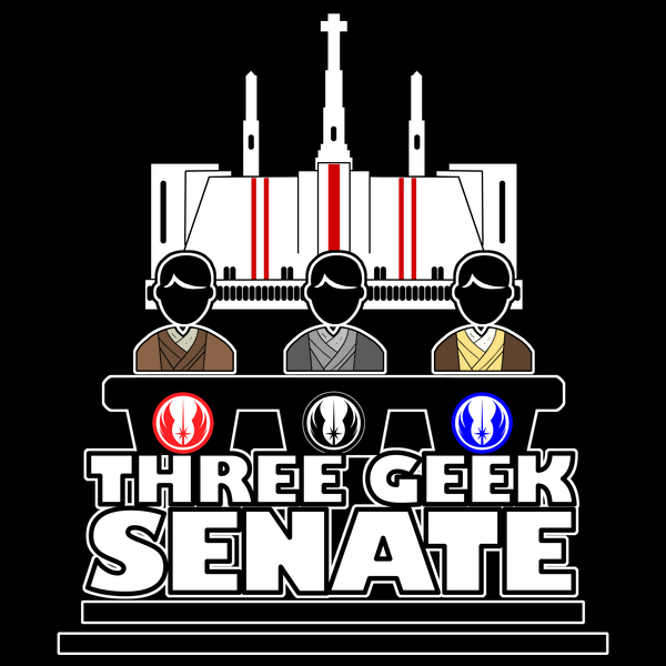 NeatoShop: Three Geek Jedi
