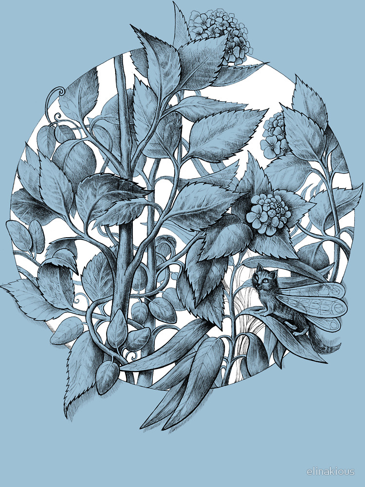 RedBubble: Hortensias theme fantasy1