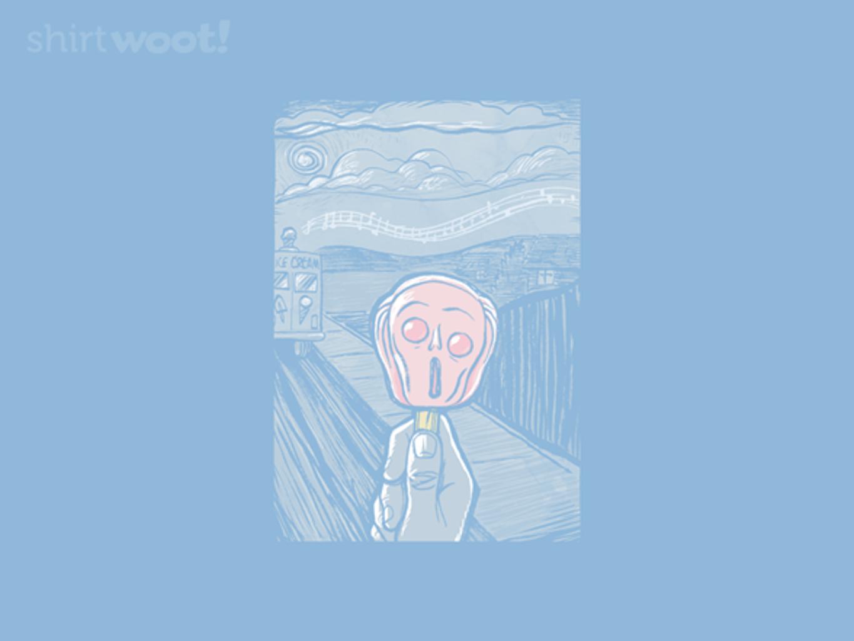 Woot!: I Scream, Man - $15.00 + Free shipping