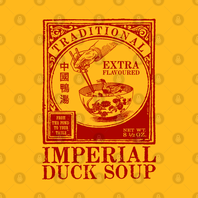 TeePublic: Duck Soup