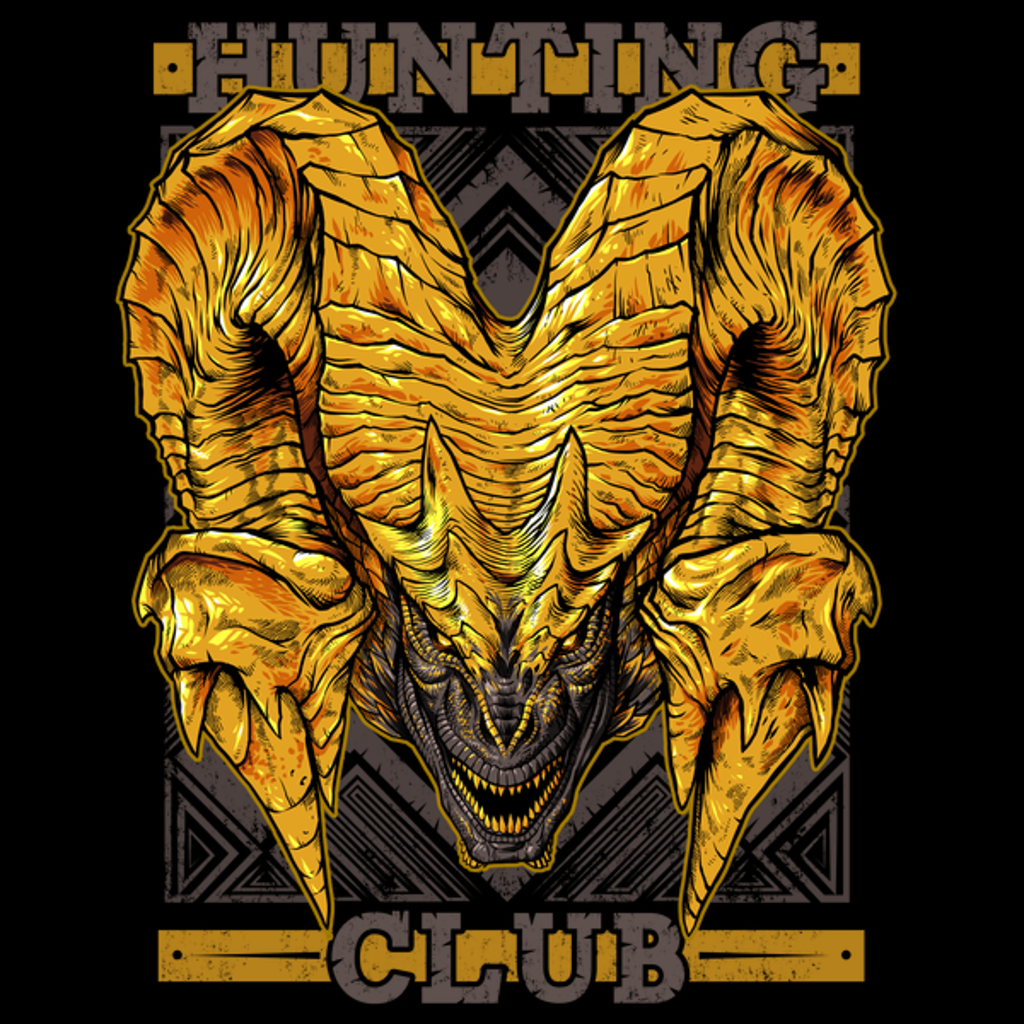 NeatoShop: Hunting Club: Kulve Taroth