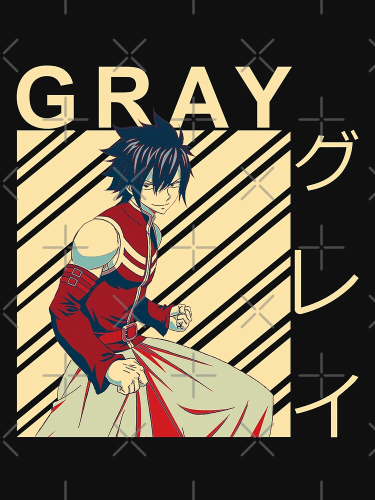 RedBubble: Classic Gray Fairy Print